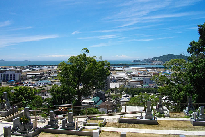 名草山霊園